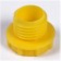 BIC Drain plug Yellow výpustný ventil