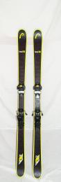Použité lyže Head Frame Wall 84 176cm