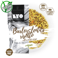 Lyo Food Kroupové rizoto s čočkou a avokádem 500g (110g)