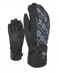 Rukavice Level Hero Women Anthracite