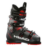 Head Advant Edge 85 Black_Red 19/20