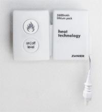 Zanier náhradní baterie do vyhřívaných rukavic
