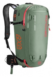 Ortovox Ascent 28S Avabag Kit Green Isar
