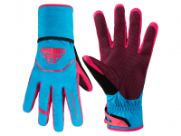 Dynafit Mercury DST Gloves Blue/Pink