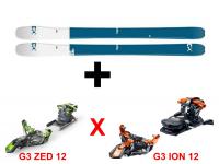 G3 ROAMr 100 ION 12 pásy G3 Alpinist set 19/20