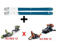 G3 ROAMr 108 19/20 + vázání G3