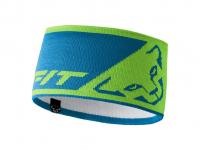Dynafit Leopard Logo Headband lambo green
