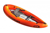 Packraft ROBfin S Junior ECO orange
