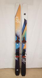 Použité dámské lyže Armada Trace 88 set + G3 Ion10 + G3 pásy