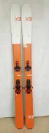 Použité dámské lyže G3 Roamr Elle 100 set+G3 Ion 10+pásy G3