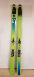 Použité lyže Dynafit Speed 90 set 176cm+G3 Zed 12+pásy G3