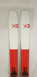 Použité lyže G3 Findr 94 set 154cm + G3 Ion10 + pásy G3