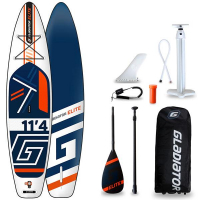 Paddleboard Gladiator Elite 11,4-32 Touring 2020