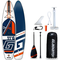 Paddleboard Gladiator Elite 11,6-34 Touring 2020