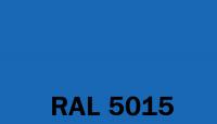 Topcoat barva Modrá RAL5015 0,5kg
