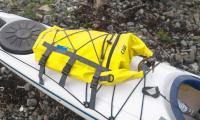 OverBoard Kayak Deck bag, palubní vak green