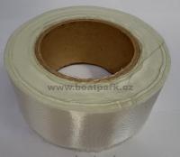 Skelná páska  50g/m2, šíře 5cm, délka 10m