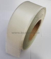 Skelná páska 80g/m2, šíře 5cm, délka 10m