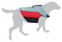 Astral Bird Dog plovací vesta pro psy grey