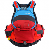 Plovací vesta Astral Green Jacket blue black red 2020