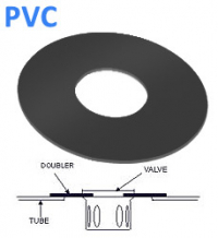 Polymarine PVC fabric Doubler výztuha