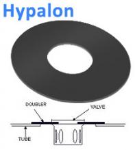 Polymarine Hypalon fabric Doubler výztuha