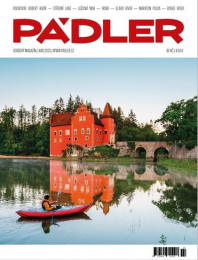 Pádler magazín jaro / 2020