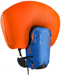 Ortovox Ascent 40 Avabag Kit blue