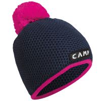 Camp Bob Beanie dark blue/fuchsia