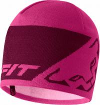 Dynafit Leopard Logo Beanie flamingo 2020