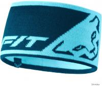 Dynafit Leopard Logo Headband silvretta 2020