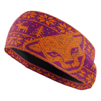 Dynafit Performance warm HeadBand červená reef 20/21