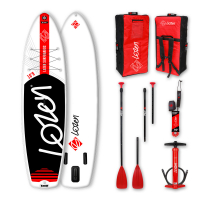 Paddleboard Lozen Allround 10,8 Wide