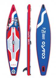 Paddleboard Coasto Turbo 12,6