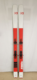 Použité lyže G3 Findr 86 set + G3 Ion 12 + G3 pásy