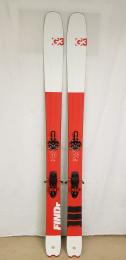 Použité lyže G3 Findr 102 set 189cm + G3 Ion 12 + G3 pásy