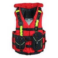 Hiko Safety Pro vesta red
