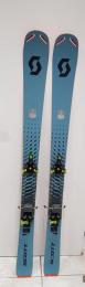Použité lyže Scott Superguide 88W 144 set + G3 Zed 9 + pásy