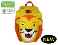OB Kids Waterproof backpack 11L yellow