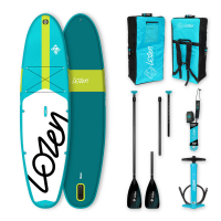 Paddleboard Lozen Allround 10,4 Blue