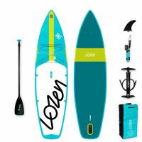 Paddleboard Lozen Allround Wide 10,8 Blue
