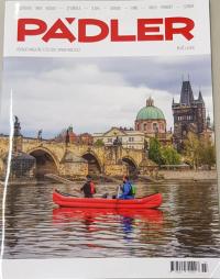 Pádler magazín léto / 2021
