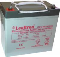Akumulátor Leaftron LTC12-55 (12V/55Ah)
