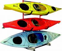 Stojan na kajaky Malone FS Rack 3 Kayaks