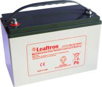 Akumulátor Leaftron LTC12-100 (12V/100Ah)