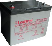 Akumulátor Leaftron LTC12-75 (12V/75Ah)