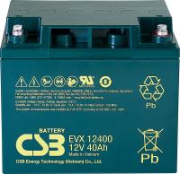 akumulátor CSB EVX12400I (12V/40Ah)