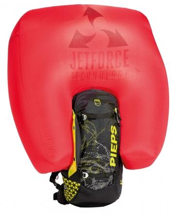 Pieps Jetforce Tour Pro 34L yellow