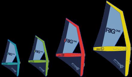 nafukovací plachta Arrows iRig